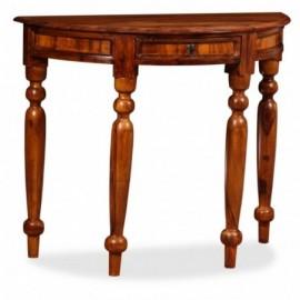 Table console demi ronde...