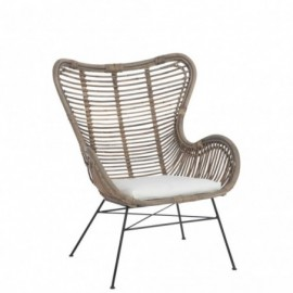 Chaise relax + coussin...