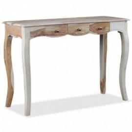 Table console Sesham massif...