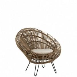 Chaise relax lounge vivi en...