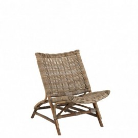 Chaise relax plage teck...
