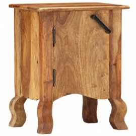 Table de chevet bois massif...