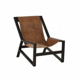 Chaise relax relax cuir en...