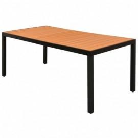 Table de jardin aluminium...