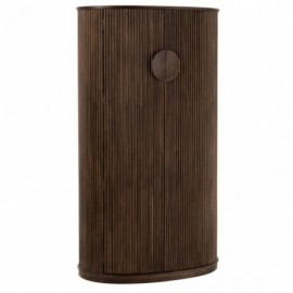 Bar en bois de manguier Brun