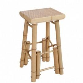 Chaise De Bar en Bambou...