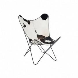 fauteuil Peau De Vache et...