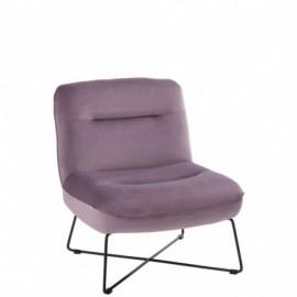 fauteuil Textile et Metal...