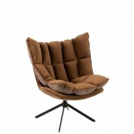 fauteuil Coussin Sur Pied...
