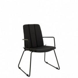 fauteuil Coussin Acier...