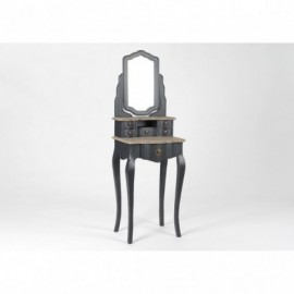 Table Coiffeuse Avec Miroir...