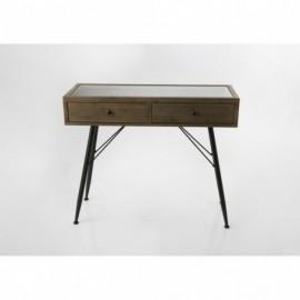 Table Console Vitrine...
