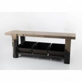 Table Console Style Etabli...