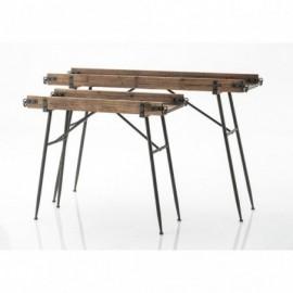 Tables Consoles Set De 2...