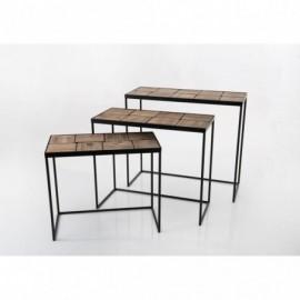 Tables Consoles Set De 3 En...