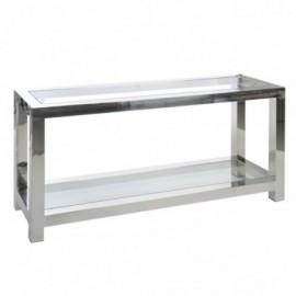 Table console acier...