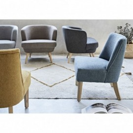 Fauteuil Scandinave Style...
