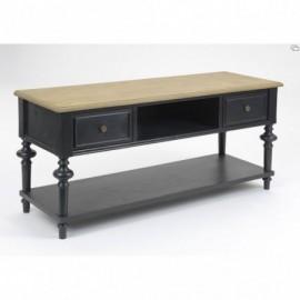 Table TV En Bois Patiné...