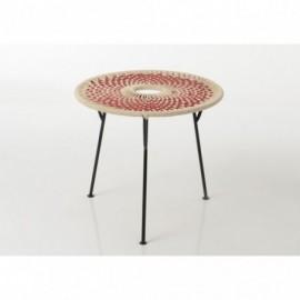 Table Basse Rouge Baya...