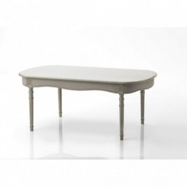 Table Basse Médaillon Gold...