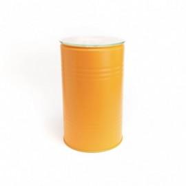 Barrique Orange Hauteur 50Cm