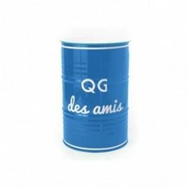 Barrique Bleue Qg Des Amis...