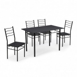 Ensemble Table À Manger 1...