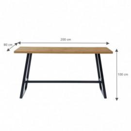 Table Haute Yba