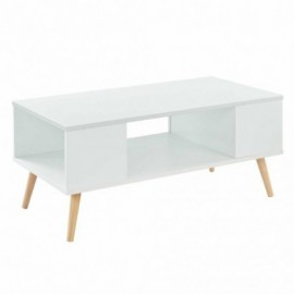 Table Basse Annette Blanche