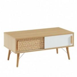 Table Basse Louisa 2 Portes