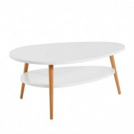 Table Basse Stone à Double...