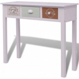 Table console en style...