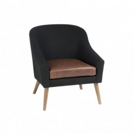 Fauteuil club louise...