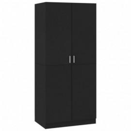 Garde-robe Noir 80x52x180...