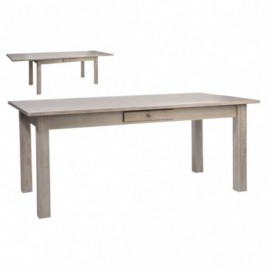 Table à rallonge en bois...