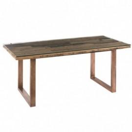 Table à manger moderne bois...