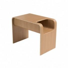 Table basse thibo en bois 60cm