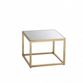 Table d'appoint carré...