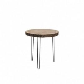 Table d'appoint en bois de...