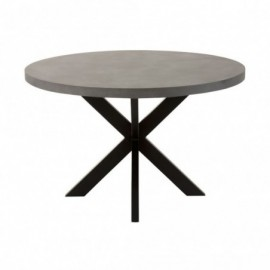 Table d'appoint oli ronde...