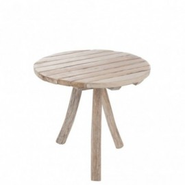 Table d'appoint ronde 3...