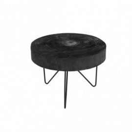 Table d'appoint ronde style...