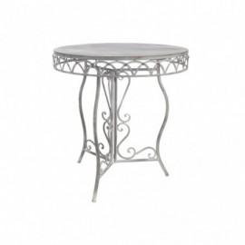 Table bistrot style fer...
