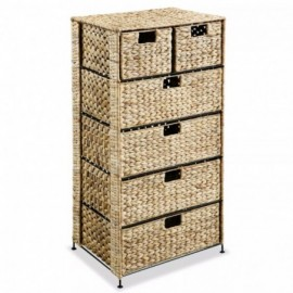 Armoire commode 6 paniers...