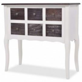 Armoire console 6 tiroirs...