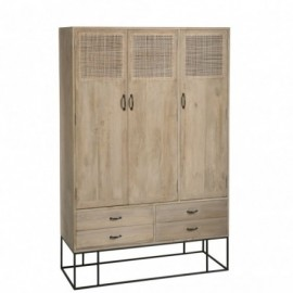 Armoire style casier...
