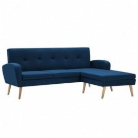 Canapé d'angle 3 places en...