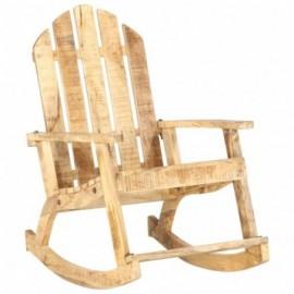 chaise à bascule en...