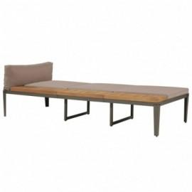 chaise longue acacia...