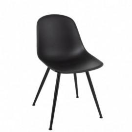 Chaise de table bea noir